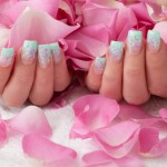 türkis Nails